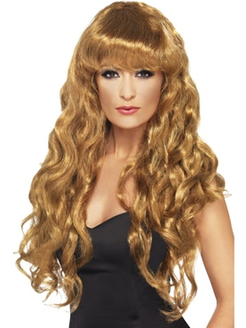 Curly Siren Wig Brown