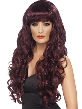 Siren Wig Deep Purple