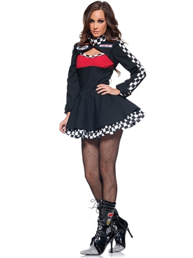 Adult Curves Costume