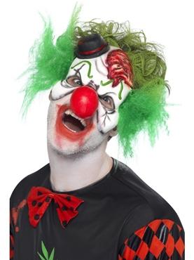Cut Throat Clown Mask Only