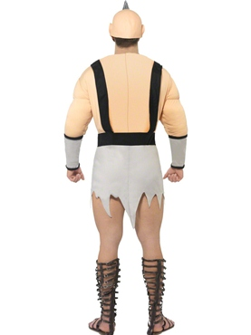 Adult Cyclops Costume - Back View