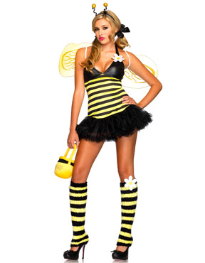 Adult Daisy Bumble Bee Costume