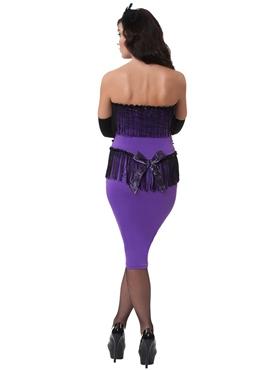 Daisy Dear Burlesque Costume - Back View