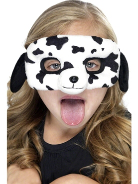 Childrens Dalmatian Eye mask