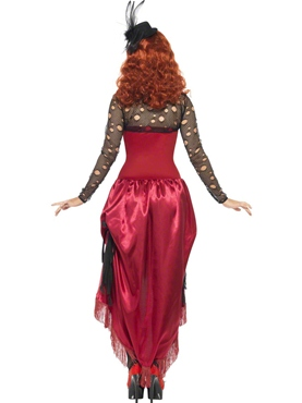 Adult Danced To Death Costume - Side View