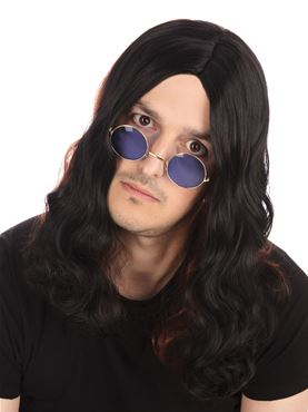 Darkness Rocker Wig