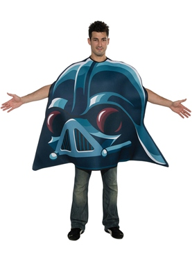 Adult Darth Vader Angry Bird Costume