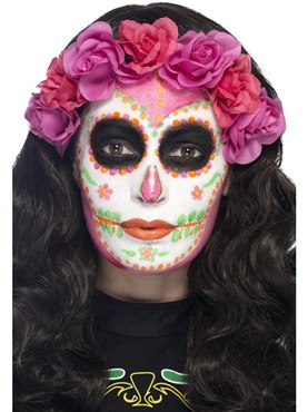 Day of the Dead Liquid Latex Kit - Side View
