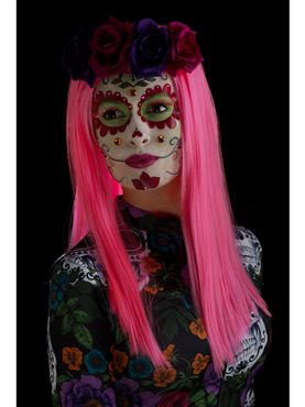 Day of the Dead Sweetheart Make Up Kit - Side View