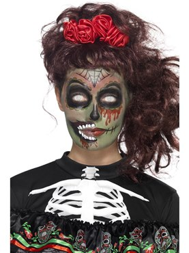 Day of the Dead Zombie Make Up Kit
