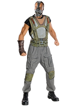 Adult Deluxe Bane Costume