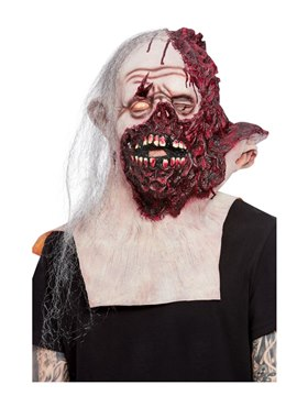 Deluxe Burnt Face Overhead & Neck Mask