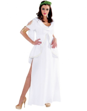 Adult Deluxe Greek Lady Costume