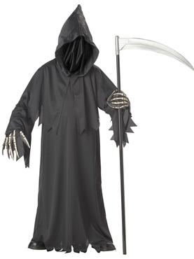 Adult Deluxe Grim Reaper Costume