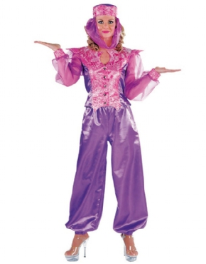 Adult Deluxe Harem Lady Costume