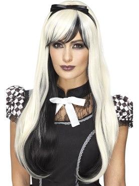 Deluxe Heat Resistant Gothic Alice Wig