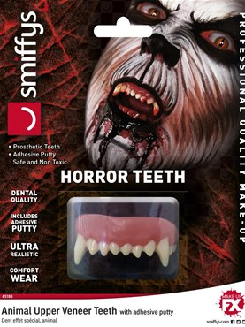 Deluxe Individual Animal Horror Teeth