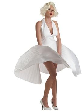 Adult Deluxe Marilyn Monroe Costume