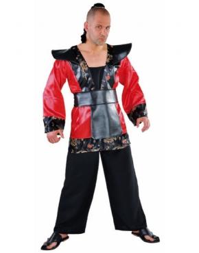 Adult Deluxe Samurai Costume Thumbnail