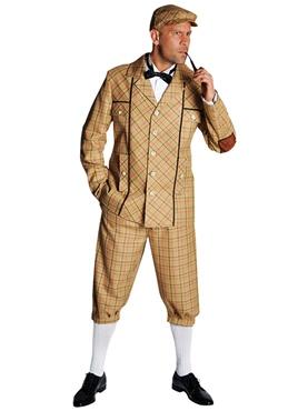 Deluxe Sherlock Holmes Costume