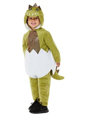 Deluxe Toddler Hatching Dino Costume