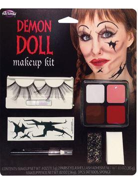 Demon Doll Make Up Kit