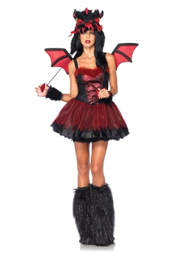 Adult Demon Dragon Costume