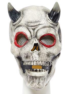 Demon Skull Full Head Mask