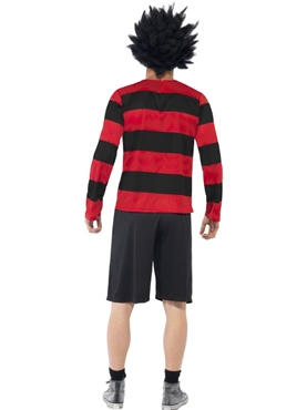 Dennis the Menace Costume - Back View