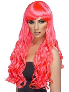 Desire Wig Fuchsia