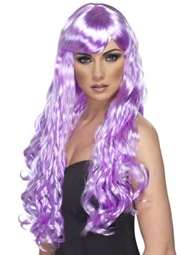 Desire Wig Lilac