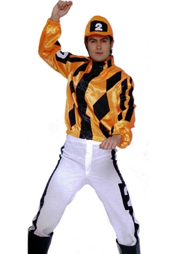 Adult Dettori Jockey #2 Costume