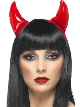 PVC Devil Horns