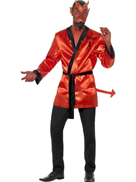 Adult Devil Player Costume