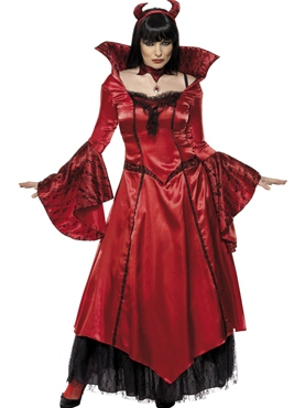 Adult Devil's Temptress Costume