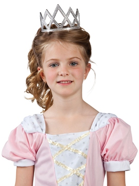 Childrens Studded Tiara