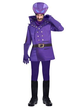 Dick Dastardly Costume Couples Costume