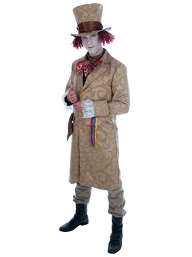 Adult Mad Hatter Costume
