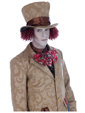 Adult Mad Hatter Costume - Back View