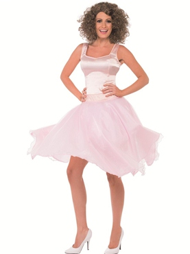 Adult Dirty Dancing Baby Last Dance Costume - Back View