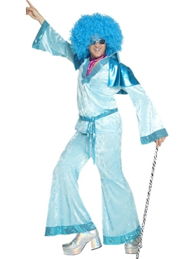 Disco Godbrother Costume