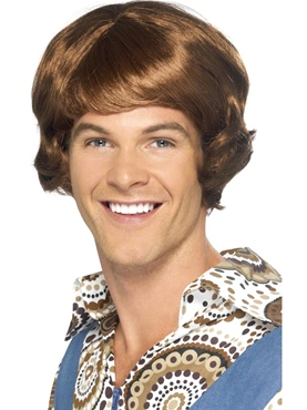 70s Disco Mullet Wig