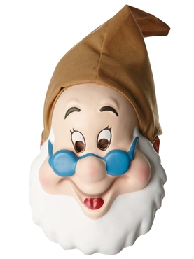 Adult Disney Snow White Doc Mask