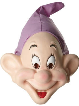 Adult Disney Snow White Dopey Mask