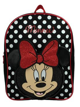 Disney's Minnie Mouse Arch Pocket Backpack