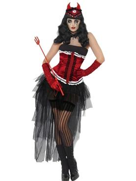 Adult Diva Demonique Costume