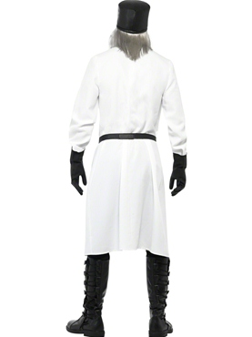 Adult Dr D.Ranged Costume - Side View