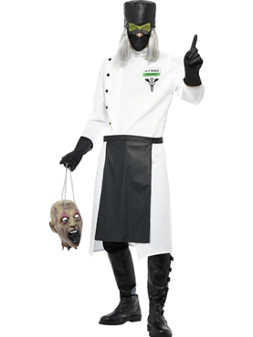 Adult Dr D.Ranged Costume Thumbnail