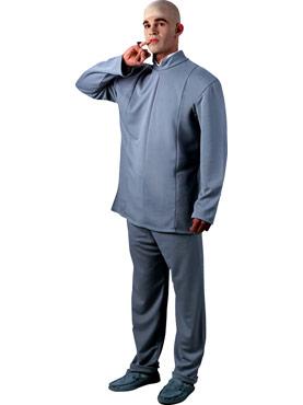 Adult Austin Powers Dr Evil Costume