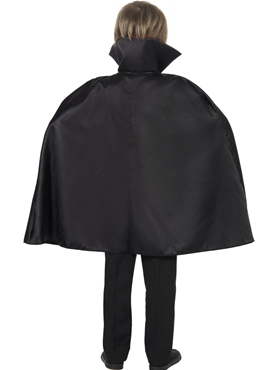 Child Dracula Boy Costume - Side View